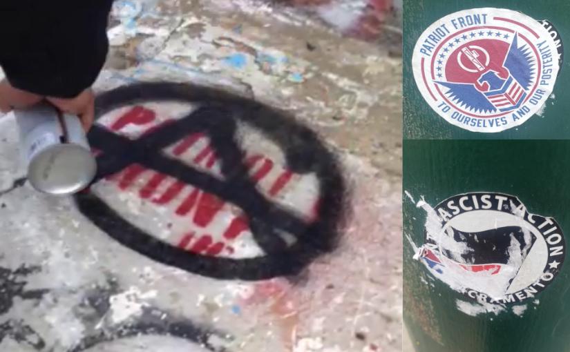 Bay Area Community Advisory May 2020: Neo-Nazi organization Patriot Front is active near you.